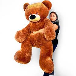 Плюшевый большпй медведь Бублик 180 см