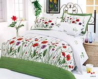 Комплект постельного белья  le vele сатин размер полуторный GARDEN
