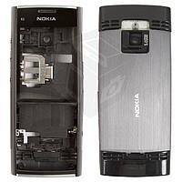 Корпус для Nokia X2-00, черный, оригинал