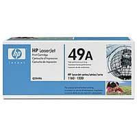 Картридж для принтера лазерный HP 49A для LJ 1320/1160 Black (Q5949A)