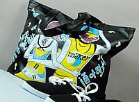 Стильная сумка с рисунком
