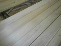 Лежак из липы 85*25 мм высший сорт 1,0-1,9 м