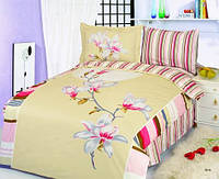 Комплект постельного белья  le vele сатин размер полуторный  IRIS