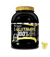 Глютамин 100% L-Glutamine от BioTech 240 грамм