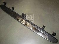 Накладка порога левая (производитель SsangYong) 7975008D01ACF