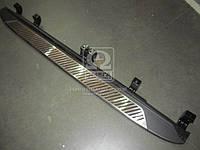 Накладка порога правая (производитель SsangYong) 7976008D01ACF