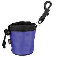 Мини-сумка для корма, лакомства/ дрессировка собак, 7х9см
