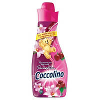 Ополаскиватель для белья Coccolino Creations - Tiare flower & red fruits1л.