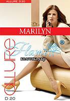 Колготки узор золотой браслет Marilyn Allure d 20 den