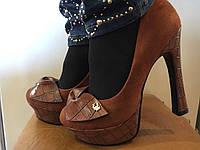 Туфли женские Цветок 35, 36
