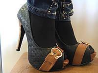 Туфли женские Пряжка 35, 36,  38, фото 1