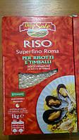 Рис Superfino Roma per Risotti 1 кг Италия, фото 1