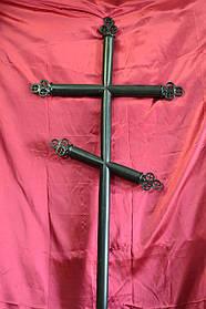 Крест пластиковый (№1)