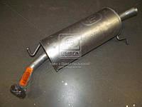 Глушитель заднего HYUNDAI GETZ (производитель Polmostrow) 10.63
