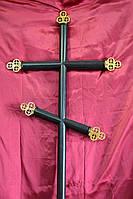 Крест пластиковый (№2)