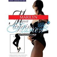 Леггинсы для беременных Marilyn Leggins mama 100 den