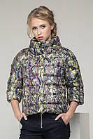 Модная яркая куртка 2016 (рр 42-52), разные цвета