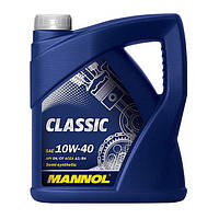 Моторное масло MANNOL CLASSIC SAE 10W-40 (5L)