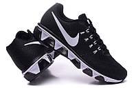 Женские кроссовки Nike Tailwind 8 черные, фото 1