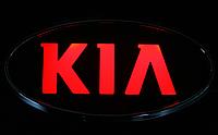 Светодиодная эмблема SENSE для Kia