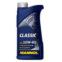 Моторное масло MANNOL CLASSIC SAE 10W-40 (1L)