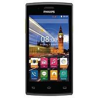 Смартфон Philips S307 (black-yellow), фото 1