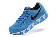 Женские кроссовки Nike Tailwind 8 синие, фото 1