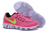 Женские кроссовки Nike Tailwind 8 pink-green, фото 1