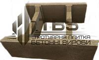 Опалубочний блок (нерозбірна опалубка) 500х400х190