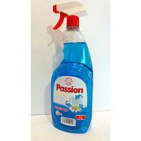 Средство для мытья стекол и зеркал Passion Gold 1л