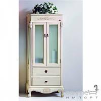 Мебель для ванных комнат и зеркала Godi Пенал для ванной комнаты Godi GM10-30 AW (слоновая кость матовая)
