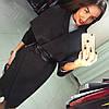 Пальто женское кашемировое на подкладке P1268