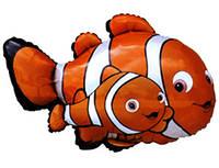 Фольгированный шар 901640 Рыба-клоун НЕМО