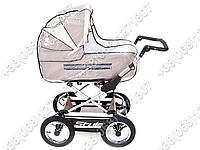 Универсальный дождевик на коляску люльку или трансформер