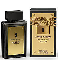 The Golden Secret Antonio Banderas eau de toilette 100 ml