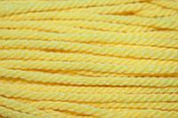 Канат декоративный акрил 5мм (100м) желтый, фото 1
