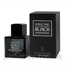 Seduction In Black Antonio Banderas eau de toilette 100 ml
