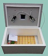Инкубатор бытовой «Цыпа» ИБР-100 с ручным переворотом (аналоговый), фото 1