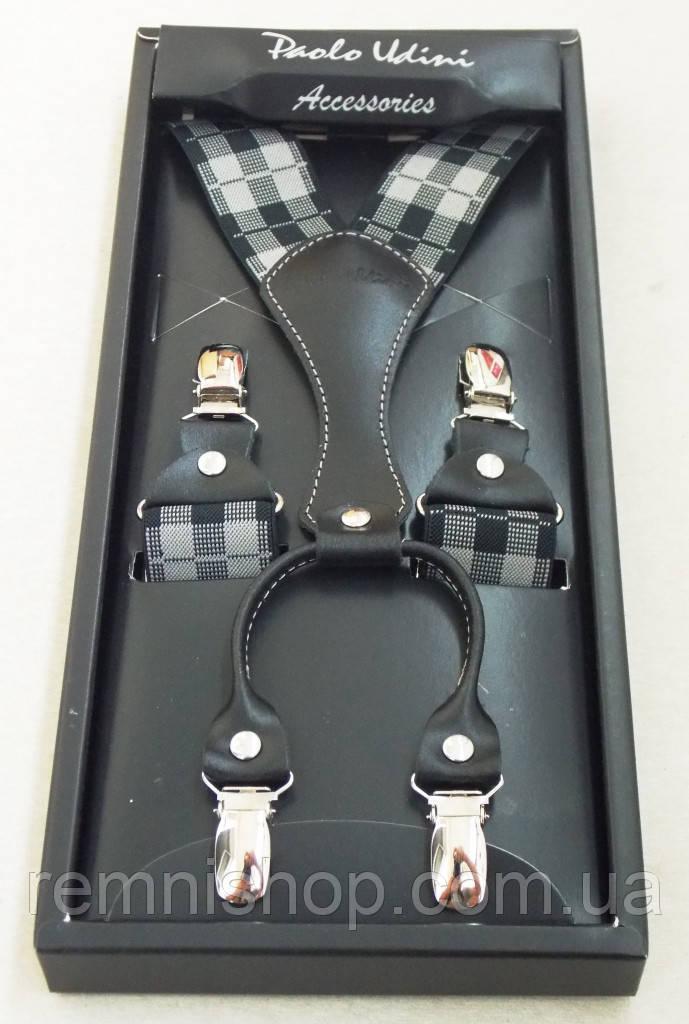 Чоловічі підтяжки подарункові Paolo Udini