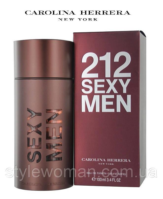 Мужской одеколон 212 секси