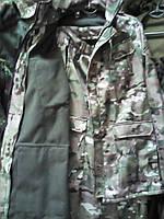 Куртка-парка армейская мультикам Нато