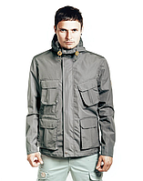 Куртка White Sand Magnum Jacket Grey, фото 1