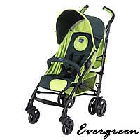 Детская прогулочная коляска Chicco Lite Way Evergreen