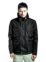 Куртка White Sand Magnum Jacket Black, фото 1