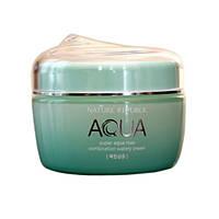 Увлажняющий крем-гель для комбинированной кожи Super aqua max combination watery cream