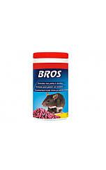 Гранулы от грызунов Bros 250 гр.