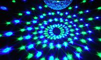 Светомузыка диско шар Magic Ball Music Super Light. Диско шар LASER XXB 01/M6 + BT, фото 4