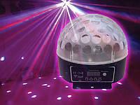 Светомузыка диско шар Magic Ball Music Super Light. Диско шар LASER XXB 01/M6 + BT, фото 6