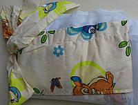 Балдахин для детской кроватки Руно