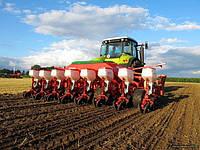 В некоторых частях Украины начался посевной сезон